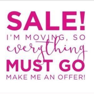 Dresses & Skirts - I'm moving!